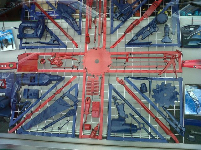 Hardware store joining in Jubilee celebrations