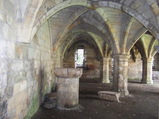 Crypt in York