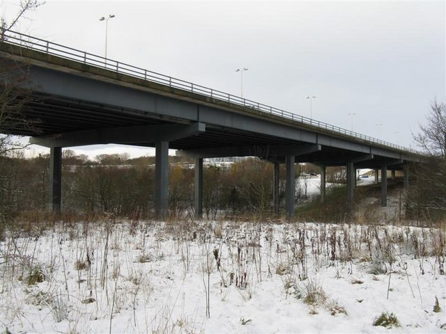 Found on Google this was a bridge near my home in Livingston, Scotland.