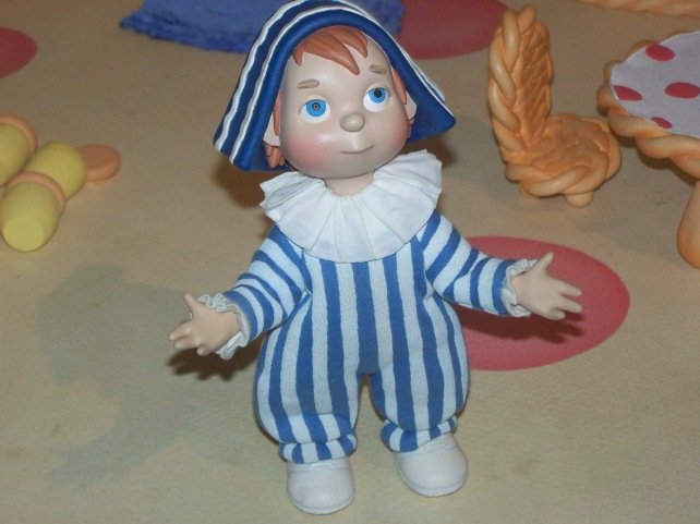 Andy Pandy is also part of Bradford's Media Museum exhibits