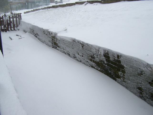 Snow Yesterday