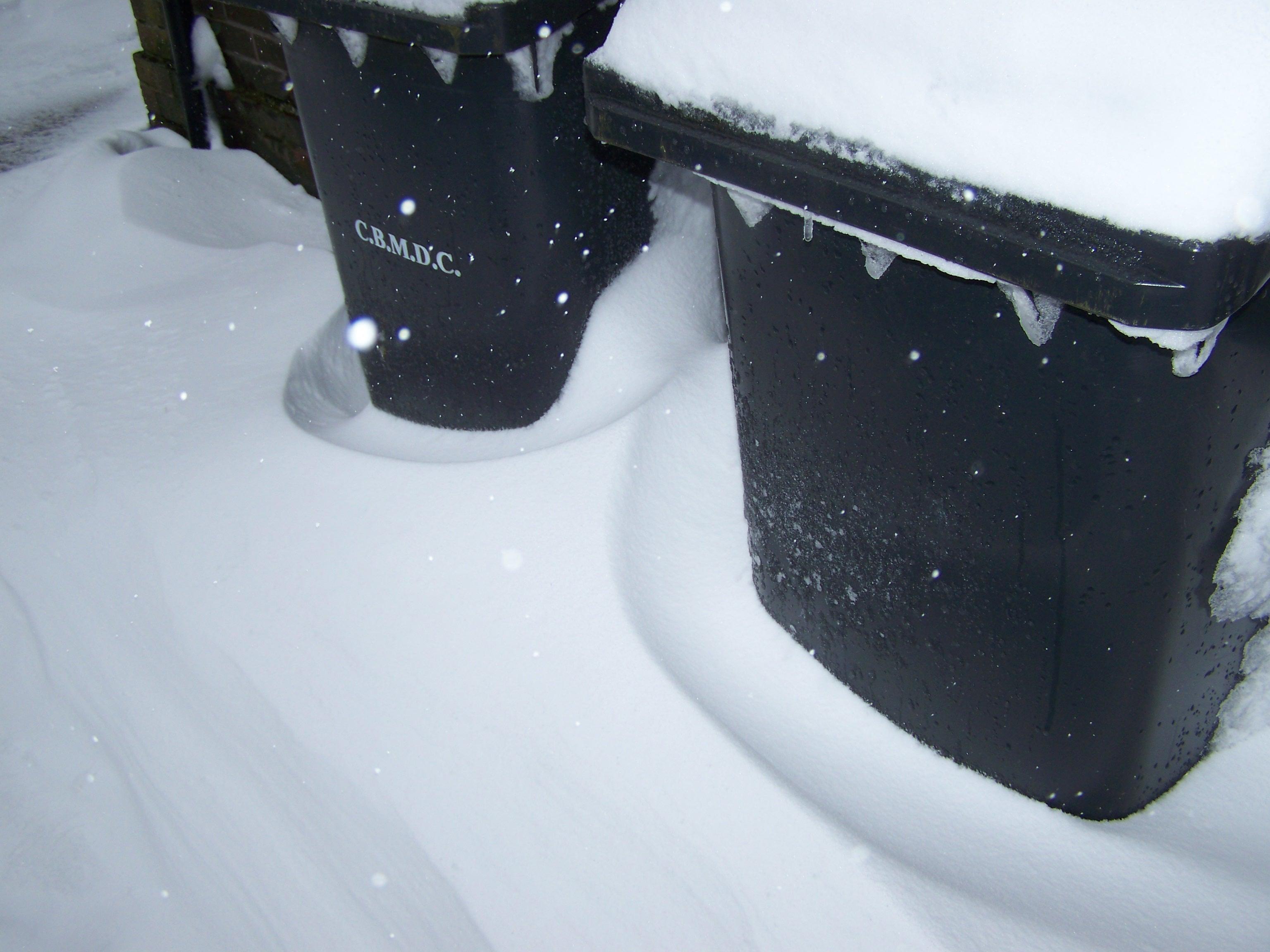 West Yorkshire &Snow