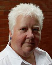 Author: Val Mcdermid. © Charlie Hopkinson. Little Brown Book Group [Taken from her Facebook page]